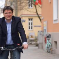 Florian von Brunn, MdL, zu Gast in Trostberg