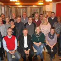 Kandidaten der Stadtratsliste 2020 Foto: TT/fam