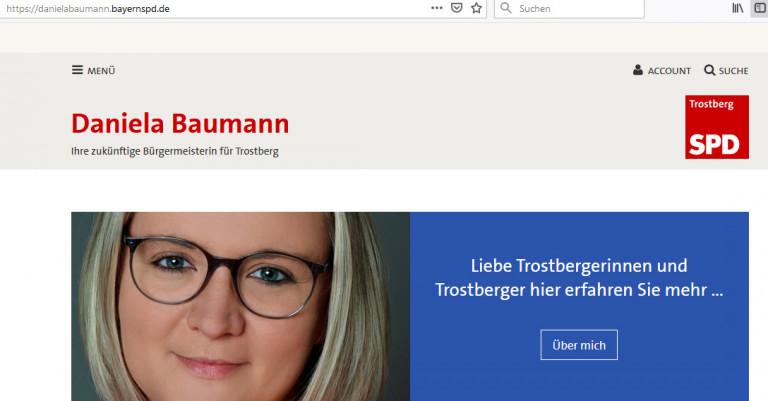 Danielas Homepage